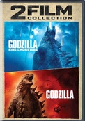 2 Film Collection: Godzilla / Godzilla: King of the Monsters