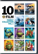 10 Film Family Collection Volume One