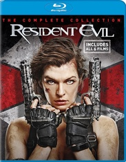 Resident Evil: The Final Chapter Collection