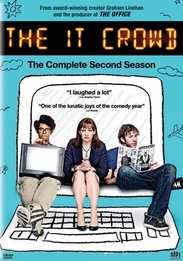 The IT Crowd: The Complete Second Season