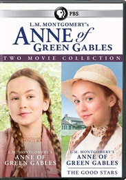 L.M. Montgomery's Anne of Green Gables Two Movie Collection