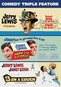 Jerry Lewis Triple Feature